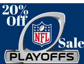 NFL Playoffs Discount