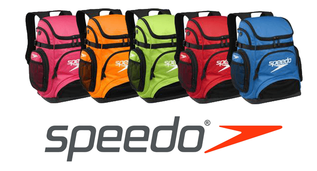 Buy a Speedo Bag, Get Free Embroidery!