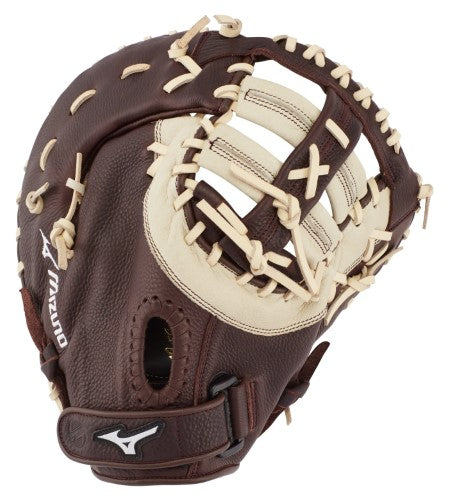 Mizuno Franchise GXF 90B3 First Baseman's Mitt for Left Handed Throwers