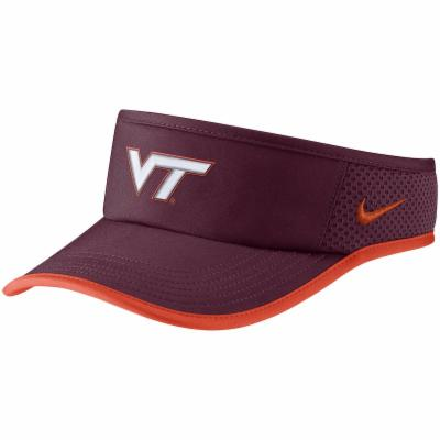 Virginia Tech Visor