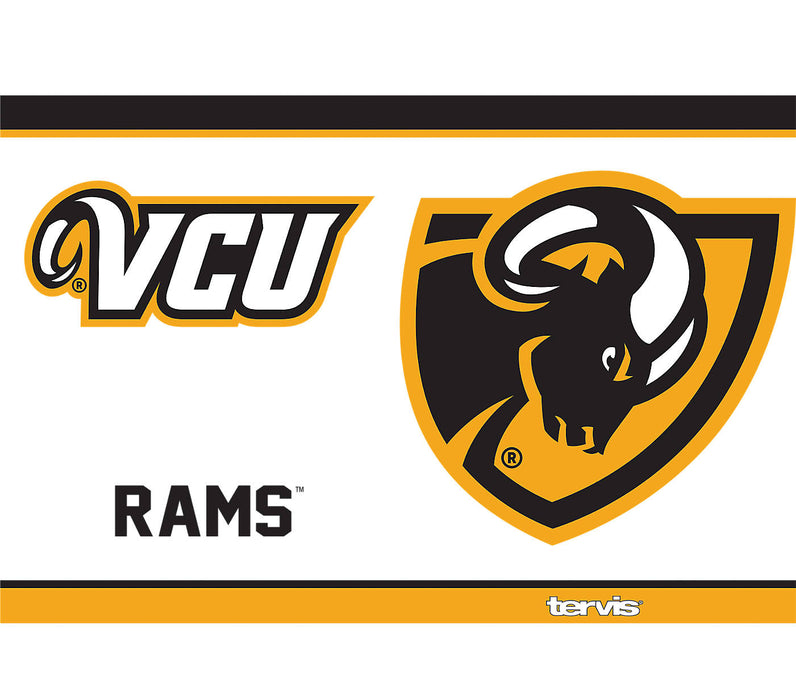 VCU Stainless Steel Tervis Tumbler 30oz