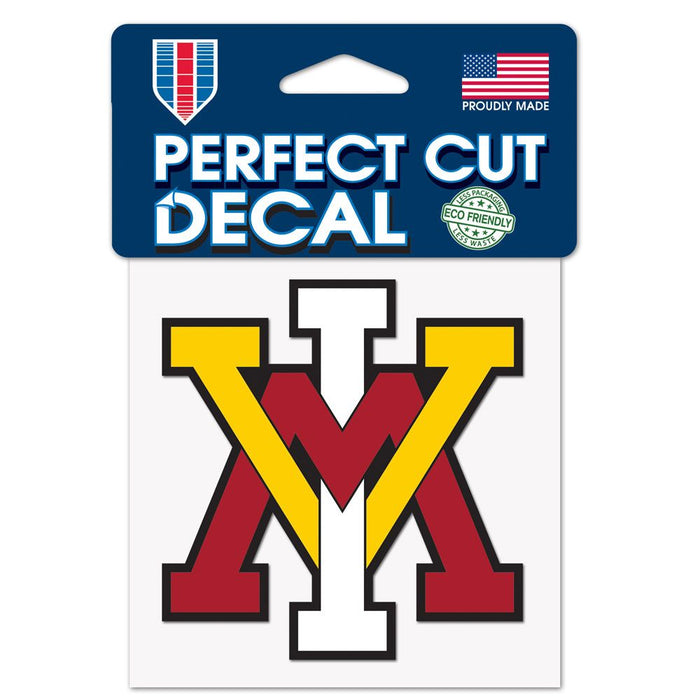 Virginia Military Institute Keydets Perfect Cut Decal