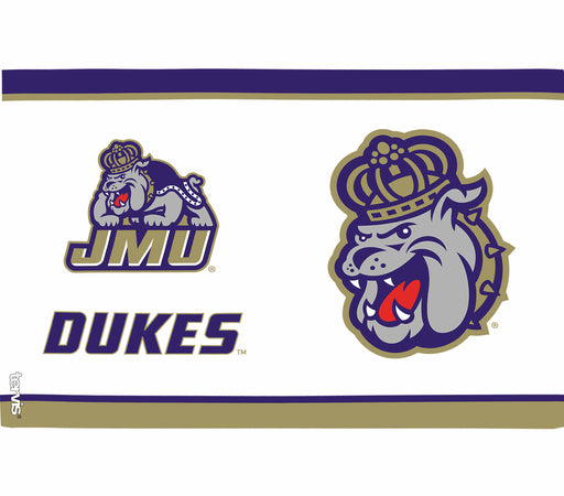 James Madison Dukes Tradition 16 oz Tervis Tumbler - DiscoSports