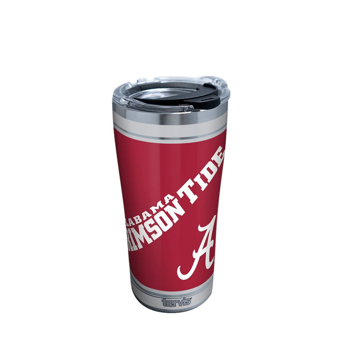 University of Alabama Stainless Steel Tervis Tumbler- 20oz