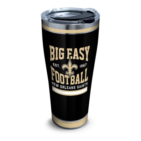 New Orleans Saints Stainless Steel 30oz Tervis Tumbler