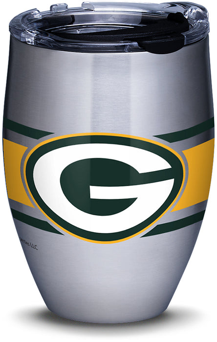 Green Bay Packers Stainless Steel 12oz Tervis Tumbler