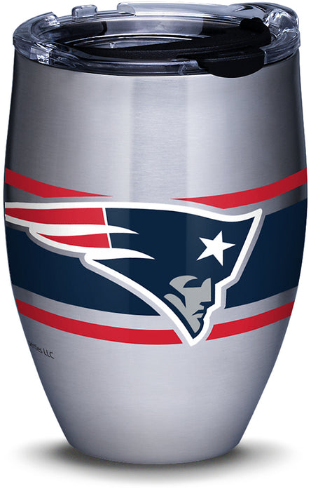 New England Patriots Stainless Steel Tervis Tumbler 12oz