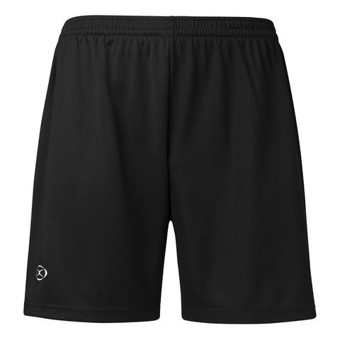 Xara League Unisex Soccer Short in Black