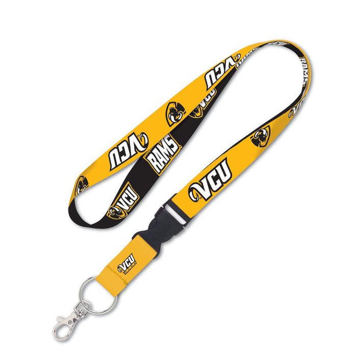 College Lanyard with Detachable Buckle
