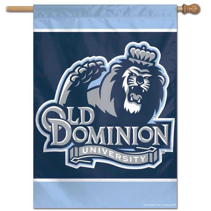 Old Dominion Monarchs Vertical House Flag