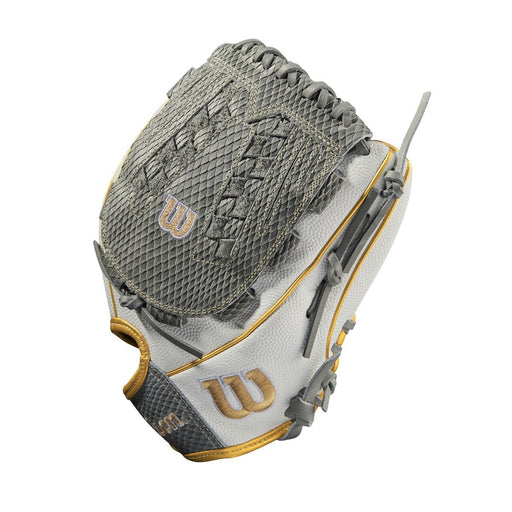 "Wilson 12.5"" A2000 V125SS Outfield Fastpitch Glove RHT - DiscoSports"