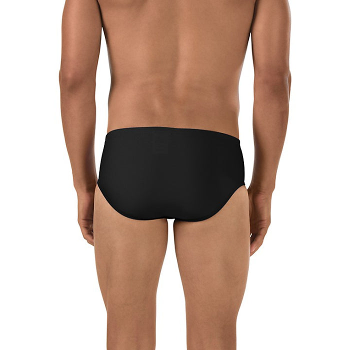 Speedo Endurance Solid Black Brief