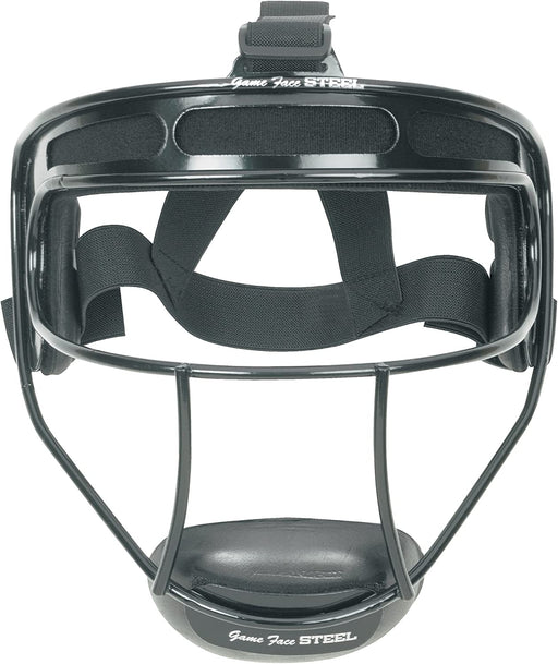 Markwort Game Face Steel Softball Safety Mask - DiscoSports