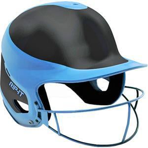 Ripit Adult Vision Pro Fast-pitch Softball Batting Helmet