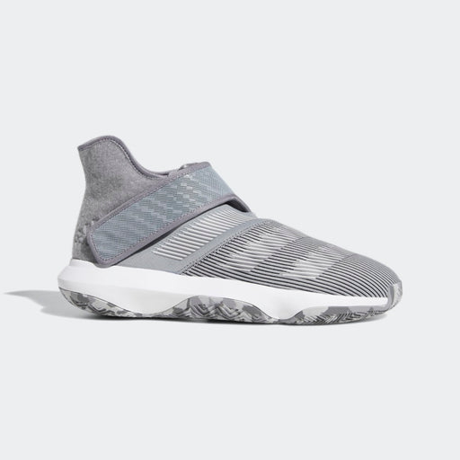 Adidas Harden B/E 3 Shoes in Grey - DiscoSports