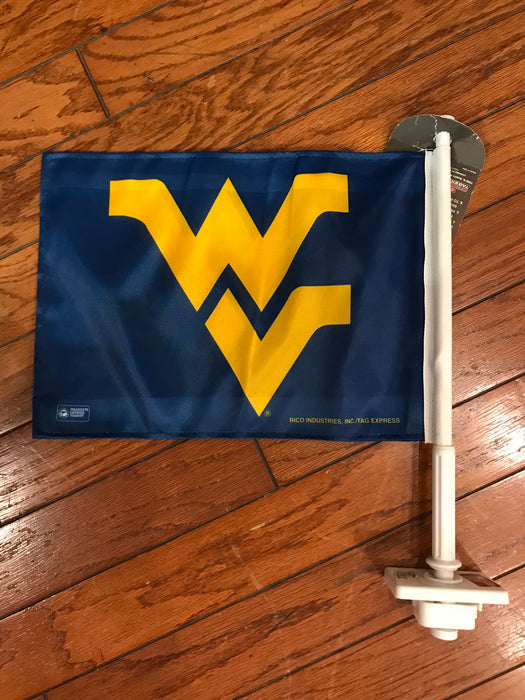 West Virginia Mountaineers Truck Flag