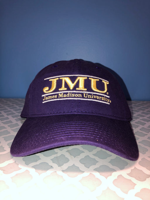 James Madison University  Bar Cap