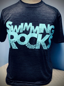 Custom Swimming Rocks T-Shirt