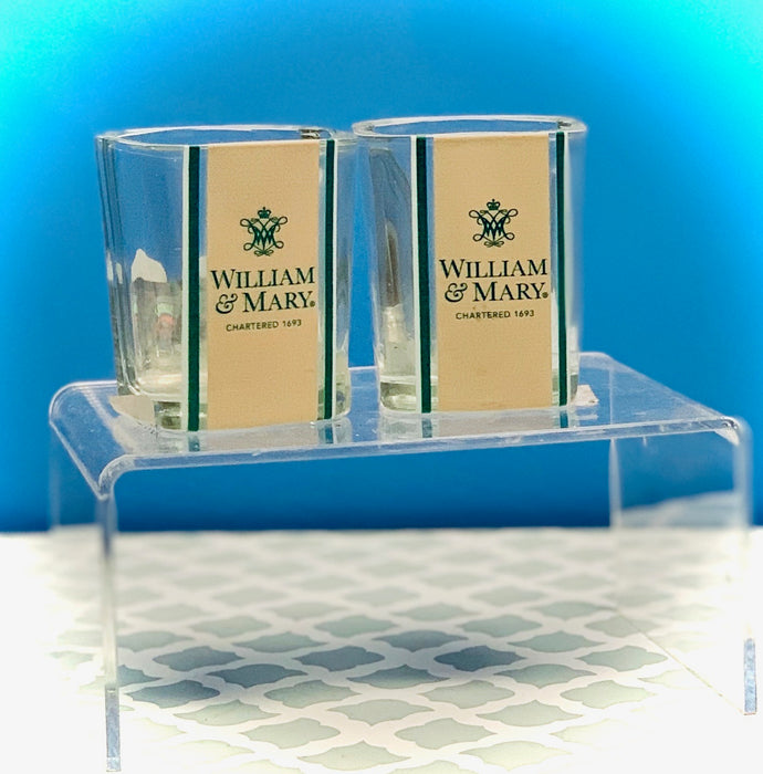 William & Mary College Shot Glass Set