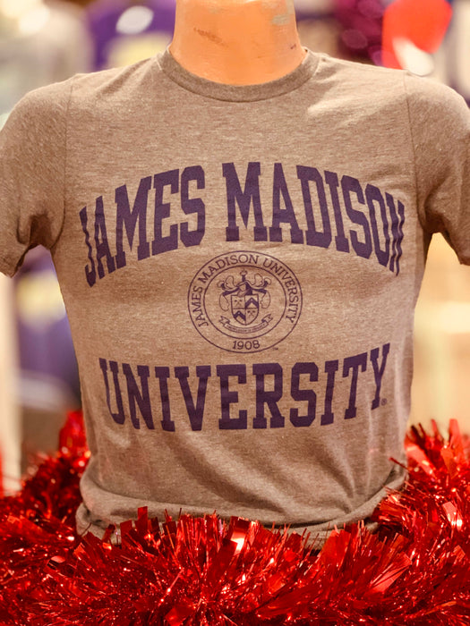 James Madison University Youth Logo T-Shirt