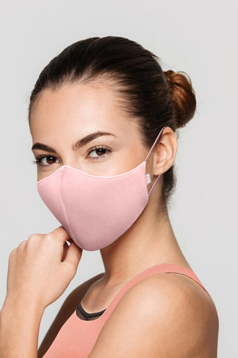 Bloch Adult Mask Pink