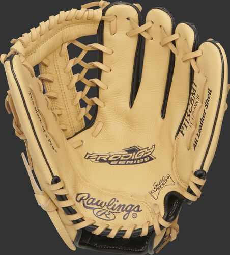 "Rawlings 11.5"" Prodigy Youth Pitcher/Infield Glove RHT - DiscoSports"