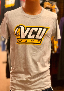 VCU Virginia Commonwealth University Distressed T-Shirt