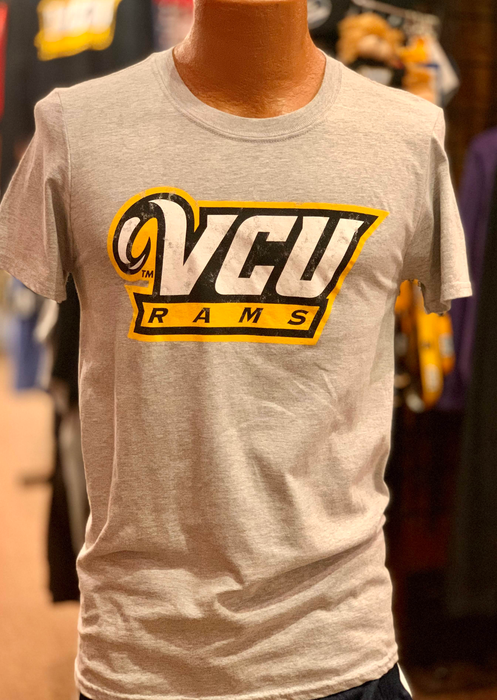 Virginia Commonwealth University Distressed T-Shirt