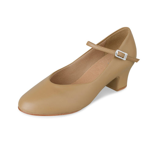 Bloch Broadway-Lo Character Shoe in Tan