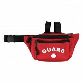 Kemp USA Red Fanny pack