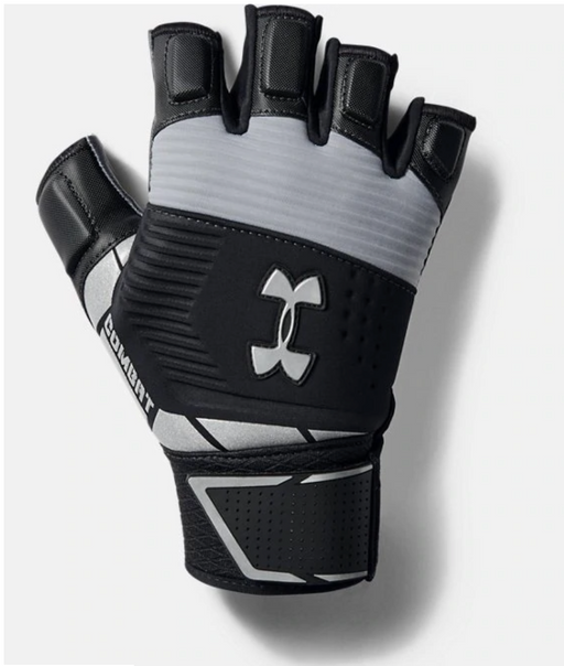 Under Armour UA Combat HF lineman gloves