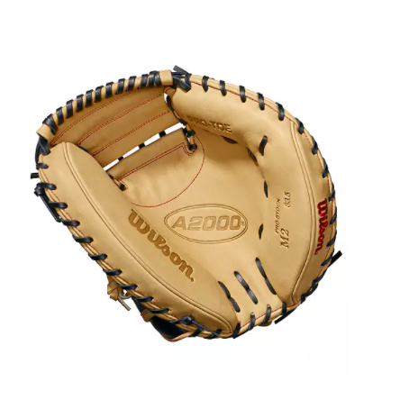 Wilson 33.5'' A2000 SuperSkin Series M2 Catcher's Mitt 2021