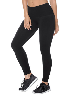 Euroskins Women's Control Top Compression Leggings