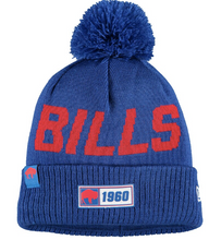 Load image into Gallery viewer, Buffalo Bills NFL Sideline Beanie