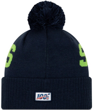 Load image into Gallery viewer, Seattle Seahawks NFL Sideline Beanie