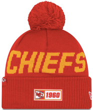 Load image into Gallery viewer, Kansas City Chiefs NFL Sideline Beanie