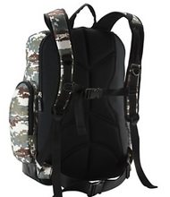 Load image into Gallery viewer, Printed Teamster Backpack (35L) (Camo/Brown/Beige)