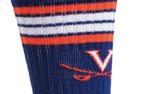 Load image into Gallery viewer, University of Virginia - Socks