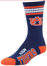 Load image into Gallery viewer, Auburn University Tigers Team Socks