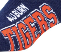 Auburn University Tigers Team Socks