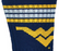West Virginia University Socks