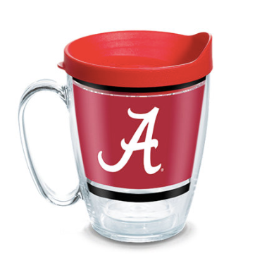 Alabama University Hot Cold Tervis Mug