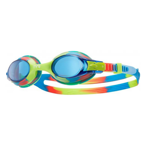 TYR Kid's Swimple Tie Die Goggle - DiscoSports