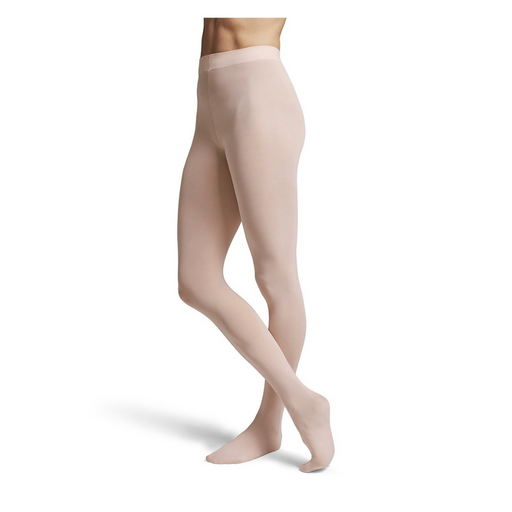 Bloch Contoursoft Girls' Footed Tight - DiscoSports