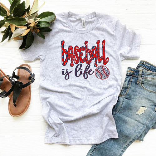 Midwest Tees-Baseball is Life - DiscoSports