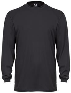Badger Adult Long Sleeve Dri-Fit Shirt