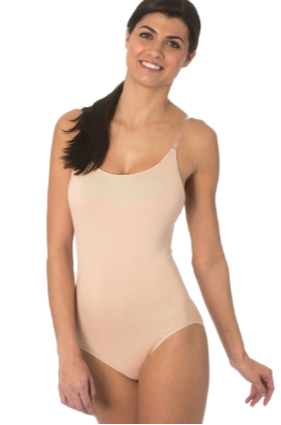 Shaparee Adult Move Free Bodyliner with Shelf Bra