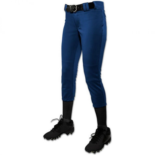 Champro Women's Low-Rise Tournament Fastpitch Pant - DiscoSports
