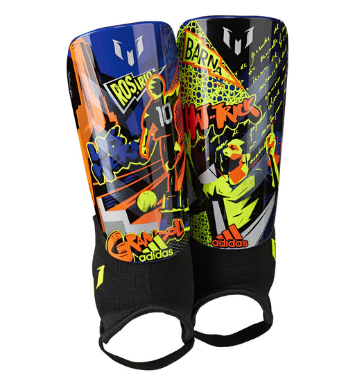 Adidas Messi SG MTC Junior Shinguards - DiscoSports