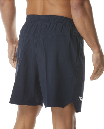 TYR Guard Deck Short in Navy